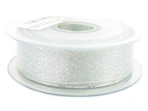 Ruban argenté 3 mm granulé
