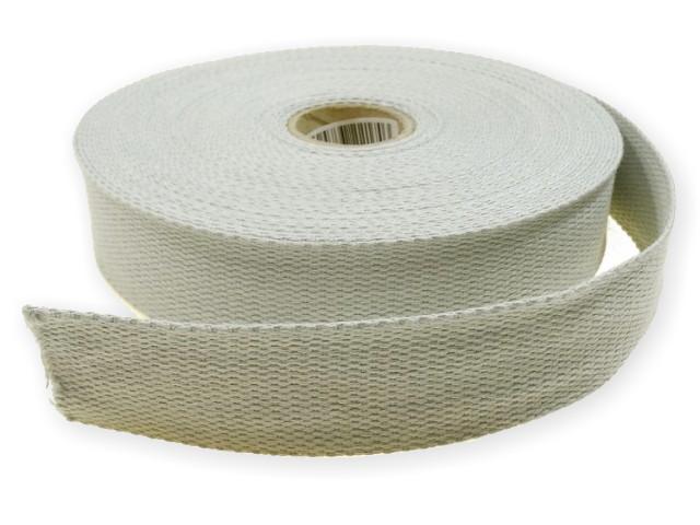 Sangle Coton 30mm gris