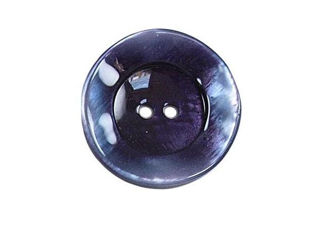 Boite de 2 boutons vêtements ø 27 mm