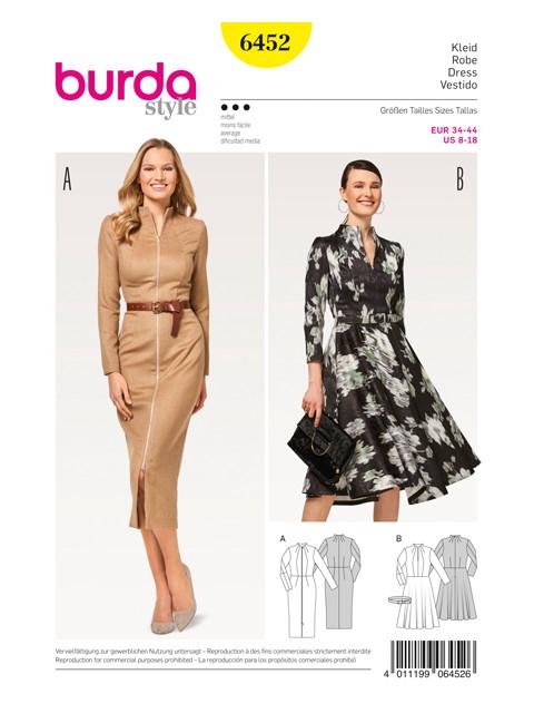 Patron couture Automne Hiver 2017 2018