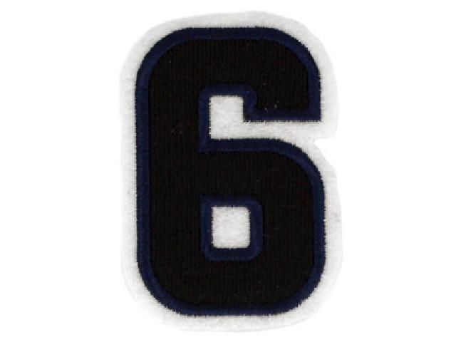 Écusson ~ 8 x 5 cm (1Pc)