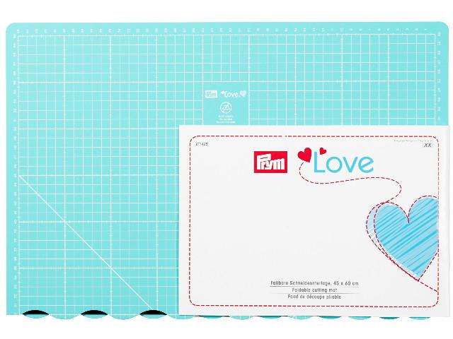 Fond de découpe pliable 45x60cm Prym Love
