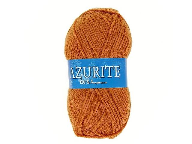 Laine azurite Brique