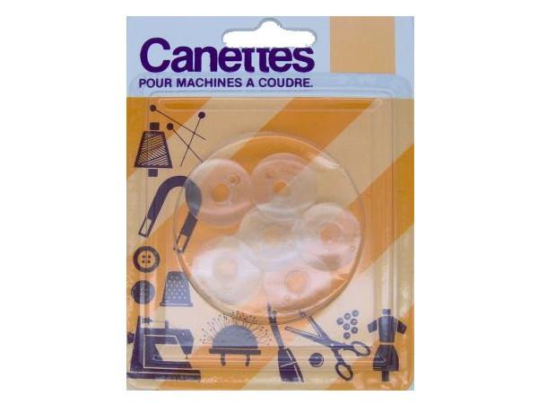 Canette plastique