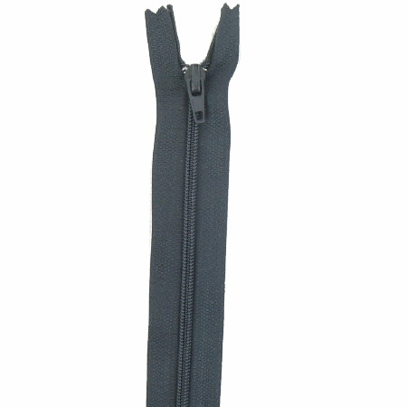 Fermeture 20cm anthracite