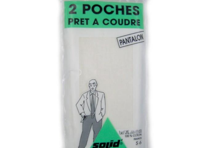 poches prêt à coudre