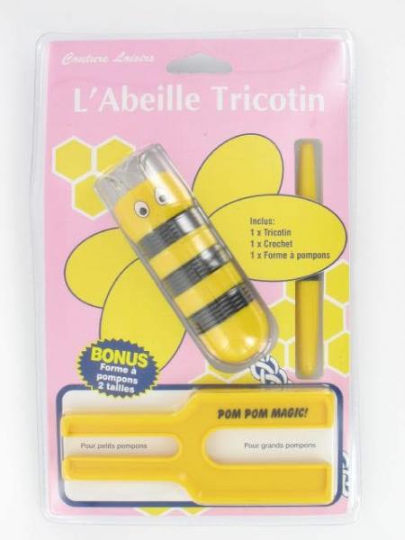 L'Abeille Tricotin