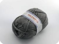 Fil à tricoter Olimpia Gris