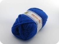 Fil à tricoter Olimpia Bleu Roy