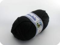 Fil à tricoter Olimpia Noir