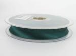 biais satin 20 mm vert sapin