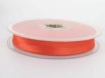 biais satin 20 mm orange