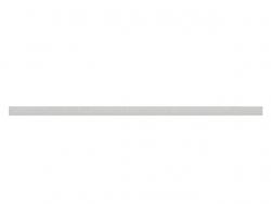 elastique rond 3 mm gris souris