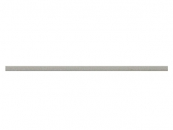 elastique rond 3 mm gris