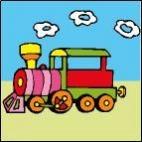 Canevas Train