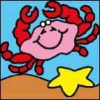 Canevas Crabe