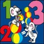 Canevas 1 2 3 souris