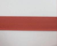 Biais textiles 40 mm nougat