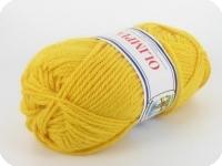 Fil à tricoter Olimpia Jaune