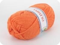 Fil à tricoter Olimpia Orange