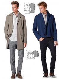 Patron manteau & veste