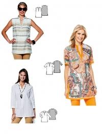 Patron blouse & tunique