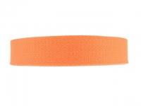 Sangle Coton 23mm orange