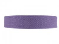 Sangle Coton 23mm violet