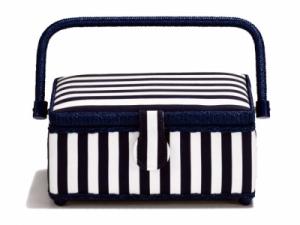 Boite à couture Blue Stripes