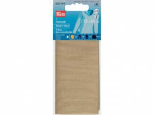 Thermocollant percale Beige