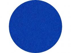 Carré de feutrine 30 x 23 cm bleu roy