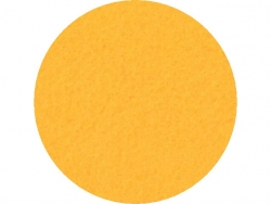 Carré de feutrine 30 x 23 cm orange