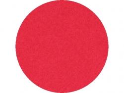 Carré de feutrine 30 x 23 cm rouge
