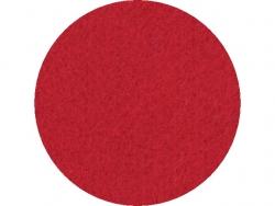 Carré de feutrine 30 x 23 cm rouge foncé