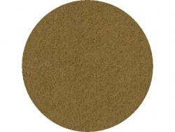 Carré de feutrine 30 x 23 cm marron clair