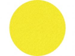 Carré de feutrine 30 x 23 cm jaune maïs