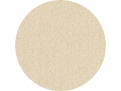 Carré de feutrine 30 x 23 cm beige