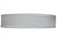 Sangle Coton 23mm gris
