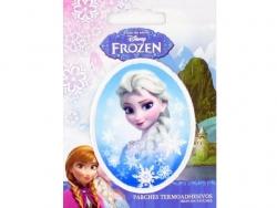 Ecusson thermocollant La Reine des neiges