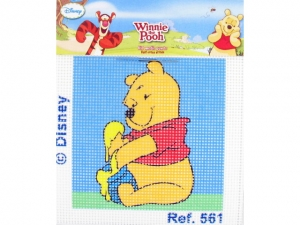 Canevas Disney Winnie l'ourson