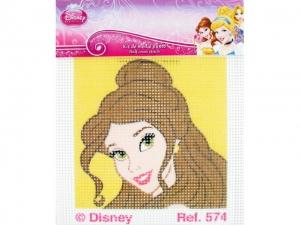 Canevas Disney La Belle et la Bête