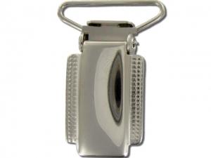 pince bretelle métal 25mm