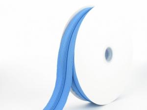 Fermeture au mètre N°3 + 20 curseurs bleu azur
