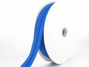 Fermeture au mètre N°3 + 20 curseurs bleu royal