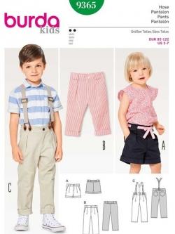 Patron pantalon 9365