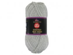 Fil à tricoter Everyday New Tweed naturel 113