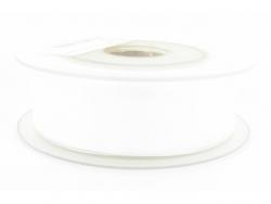 Ruban organdi 7mm blanc