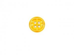 Boite de 4 boutons vêtements ø 12 mm