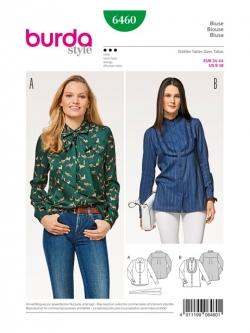 Patron blouse 6460
