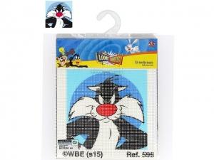 Canevas Disney Looney Tunes Sylvestre